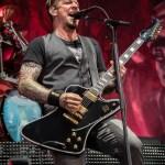 Volbeat 03.jpg - GALLERY: KNOTFEST ROADSHOW Ft. Slipknot, Volbeat & Gojira Live at Darien Lake, NY