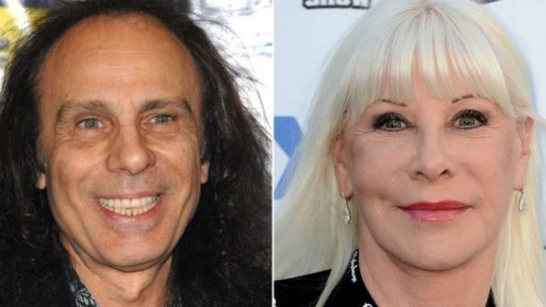 """Dio Wendy - WENDY DIO Says Ronnie James Dio Loved Working With Tony Iommi: """"A Joy Of His Life"""""""