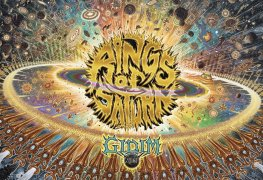 "Gidim - REVIEW: RINGS OF SATURN - ""Gidim"""