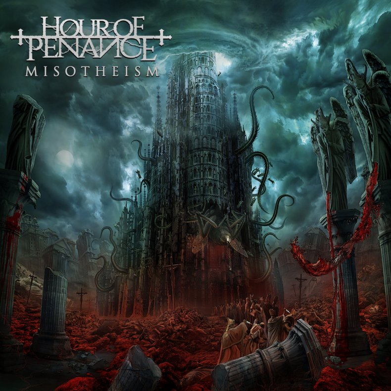 "Misotheism - REVIEW: HOUR OF PENANCE - ""Misotheism """