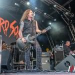 Wayward Sons 4 - GALLERY: STONEDEAF FESTIVAL 2019 Live at Newark, UK