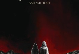 """Year of the Cobra Ash and Dust - REVIEW: YEAR OF THE COBRA - """"Ash And Dust"""""""