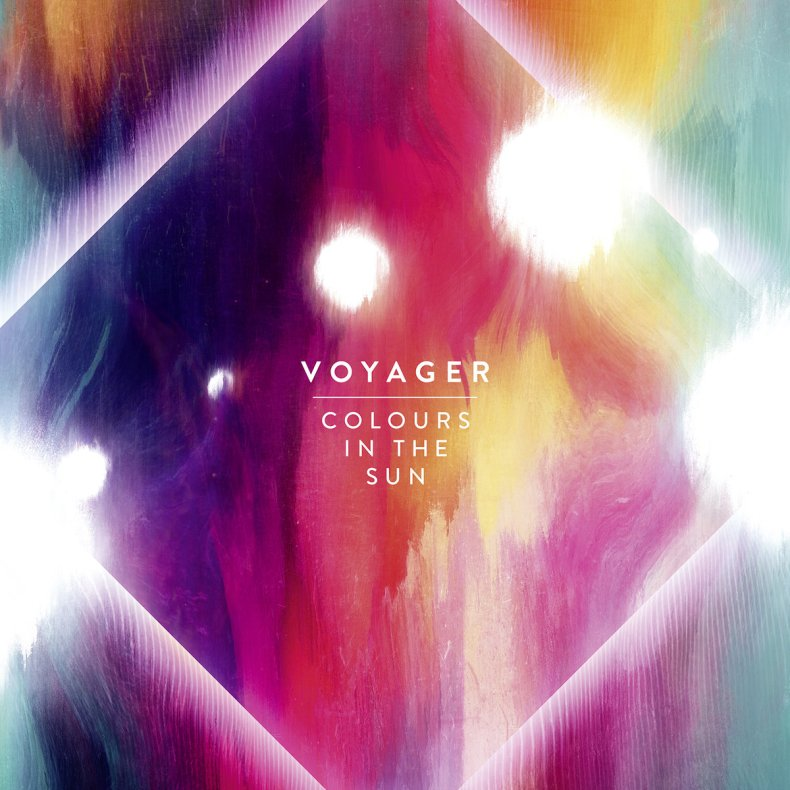 "voyager cits - REVIEW: VOYAGER - ""Colours in the Sun"""