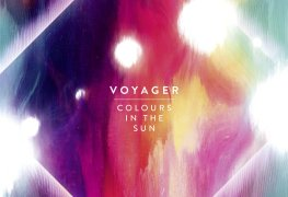 """voyager cits - REVIEW: VOYAGER - """"Colours in the Sun"""""""