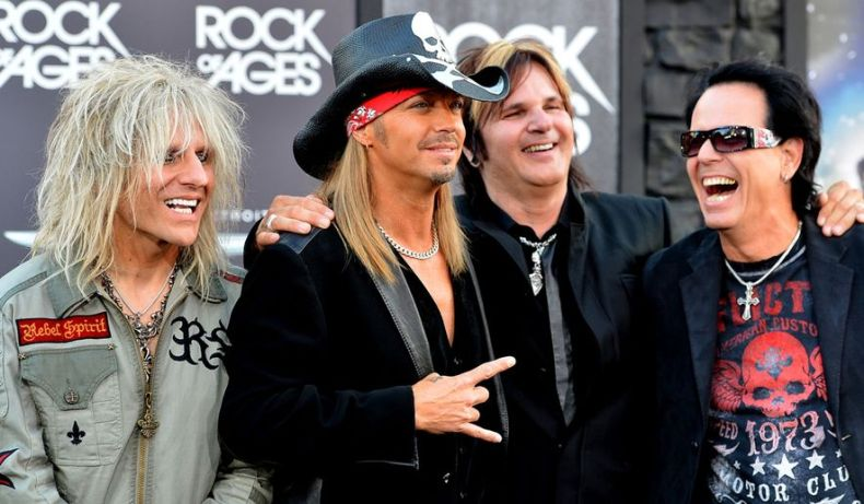 Poison - Bret Michaels Says Get Ready For 'Incredible' POISON Tour & New Music