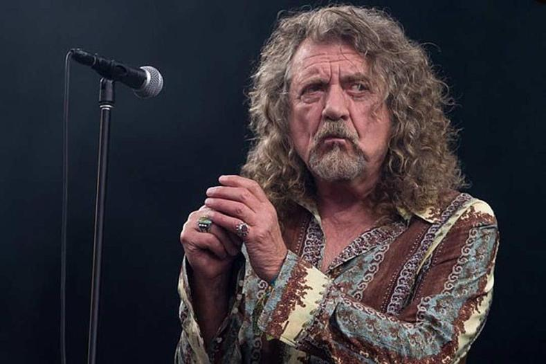 Robert Plant1 - Robert Plant Looks Back on His Son Dying at Age 5 & How It Affected LED ZEPPELIN