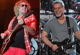Sammy Hagar and Eddie Van Halen - Does SAMMY HAGAR Dislike The Albums He Did Along VAN HALEN?