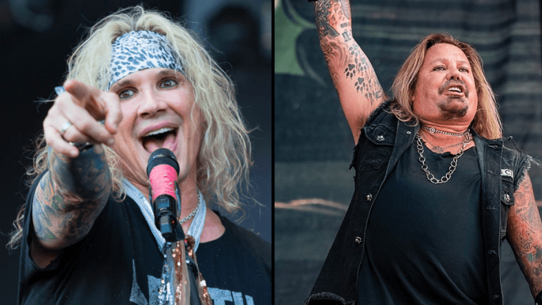 Steel panther Motley Crue - STEEL PANTHER Member Asks Mick Mars For Promised 'Free' MÖTLEY CRÜE Tickets