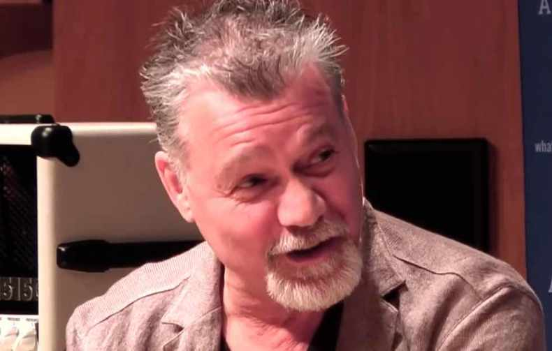 eddievanhalen2017 - Amidst Cancer Rumor, EDDIE VAN HALEN's Doctor Shares A Photo