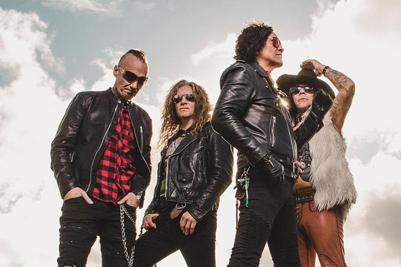 Bulletboys - Original BULLETBOYS Lineup Officially Reunites After 27 Years