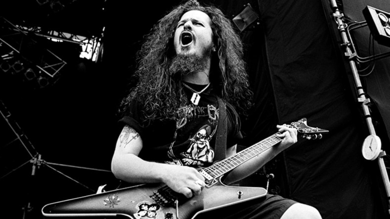 Dimebag - Today Marks The 15th Anniversary Of DIMEBAG DARRELL's Death