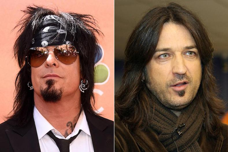 Nikki Sixx Michael Sweet - Michael Sweet Explains Why STRYPER Is The Most Logical Choice For Opening Slot On MÖTLEY CRÜE's Reunion Tour
