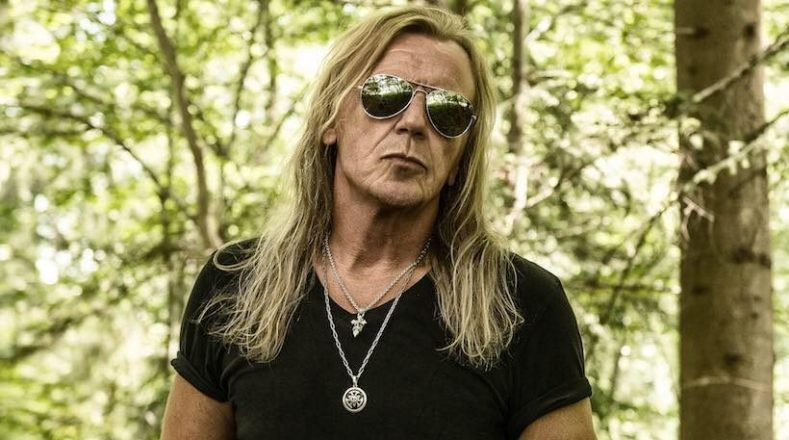 Ronnie Atkins Pretty Maids - PRETTY MAIDS Frontman Ronnie Atkins Reveals Cancer Has Returned, Now Stage 4