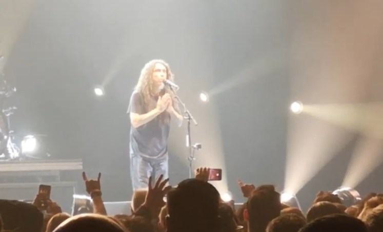 slayer los angeles 29 nov 2019 - Angel Of Death and SLAYER Says Goodbye On Their Final Show Ever