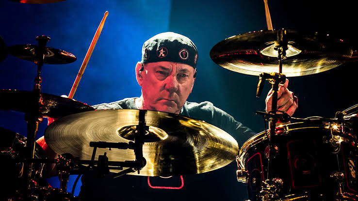 Neal Peart - Members of Black Sabbath, Kiss, Megadeth Pay Tribute To RUSH Drummer NEIL PEART