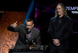 Tool Grammy - Watch TOOL Conquer GRAMMY AWARDS With 'Best Metal Performance'