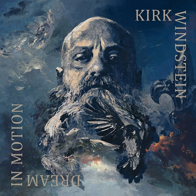"cover Kirk Windstein Dream In Motion  - REVIEW: KIRK WINDSTEIN - ""Dreams In Motion"""
