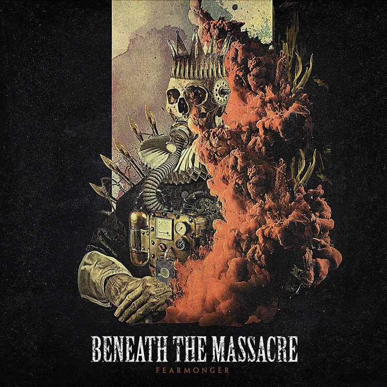 "Fearmonger - REVIEW: BENEATH THE MASSACRE - ""Fearmonger"""