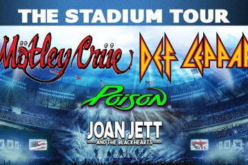 MotleyCrue DefLeppard tour - LIVE NATION Boss Michael Rapino Confirms Outdoor Concerts Will Return This Summer