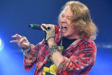 axlrose - AXL ROSE Says Make The White House Great Again