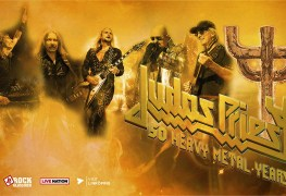 judaspriest2020 - REPORT: JUDAS PRIEST '50 Heavy Metal Years Tour' Is Being Rescheduled Due To COVID-19