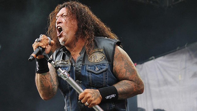 Chuck Billy - TESTAMENT's Chuck Billy Says Die-Hard Metalheads Will Attend Shows After COVID19 Pandemic Ends