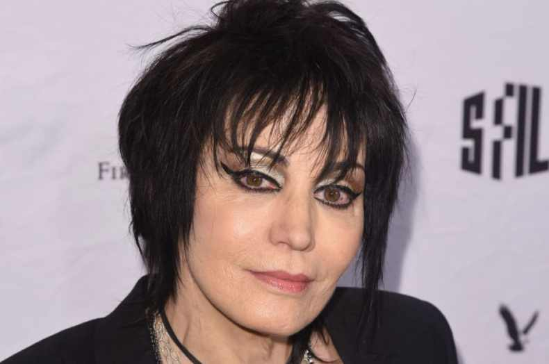 joanjett - JOAN JETT Says There Is Systemic Racism And Inequality In This Country