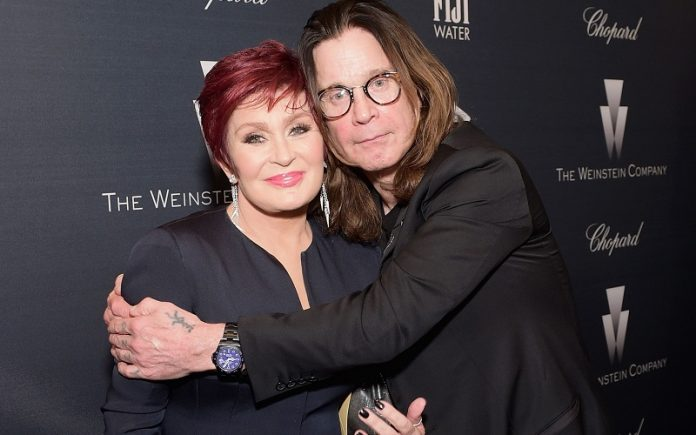 """ozzy osbourne sharon osbourne - Sharon Osbourne Addresses OZZY OSBOURNE's Health: """"We Can't Travel For Ozzy's Treatment"""""""
