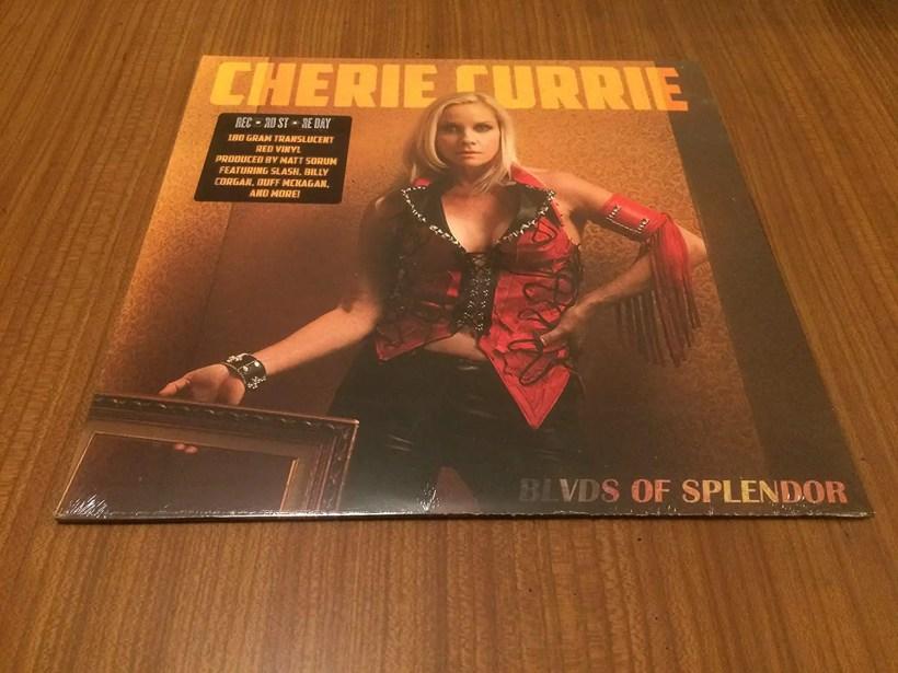 """Cherie - THE RUNAWAYS' Cherie Currie Announces Star Studded New Album """"Blvds Of Splendor"""""""