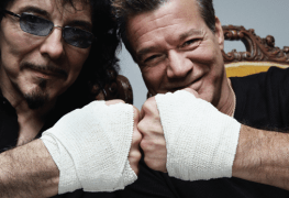 "Eddie Tony - Tony Iommi Recalls Seeing Eddie Van Halen For The First Time: ""Blimey, He's Bloody Good"""