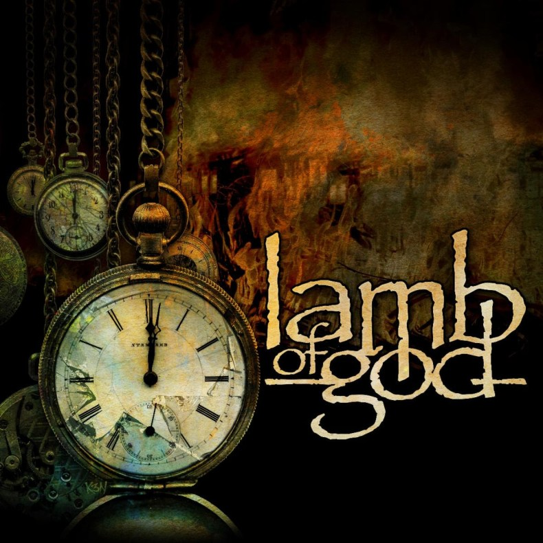 "Log album 2020 - REVIEW: LAMB OF GOD - ""Lamb Of God"""