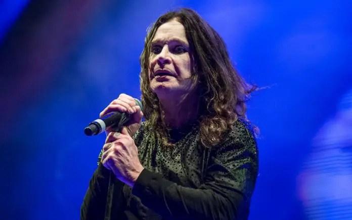 Ozzy Osbourne - OZZY OSBOURNE Recalls Eddie Van Halen Asking Him To Sing For VAN HALEN
