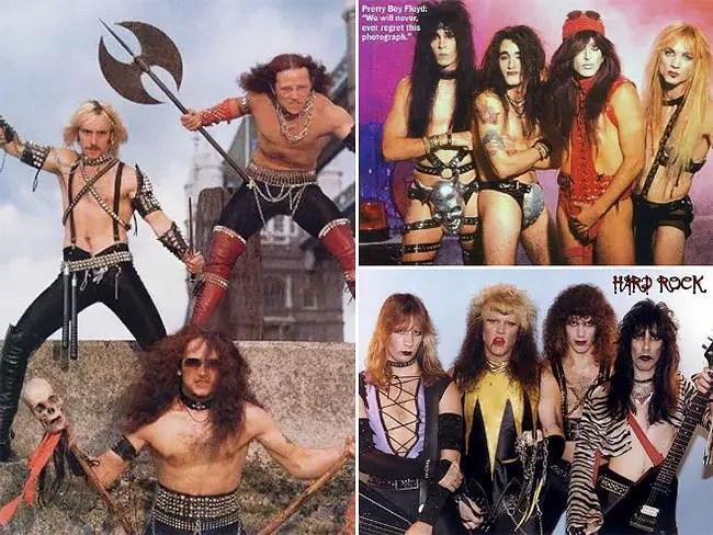 Pretty Boy Floyd - 12 Awkward 80s Glam/Hair Band Photos That Are Bad Yet So Good