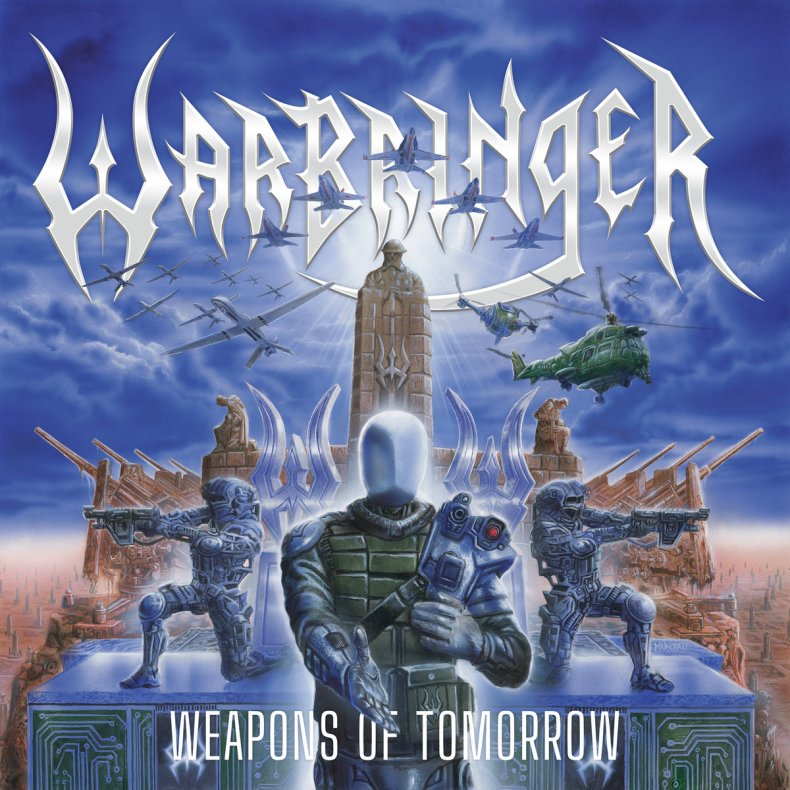 """Weapons Warbringer - REVIEW: WARBRINGER - """"Weapons Of Tomorrow"""""""