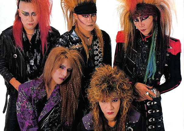 XJapan - 12 Awkward 80s Glam/Hair Band Photos That Are Bad Yet So Good