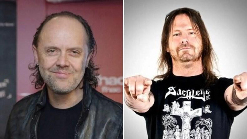 Lars Gary - Gary Holt Recalls Playing With METALLICA Live & Lars Ulrich's Sh*tty EXODUS Remark