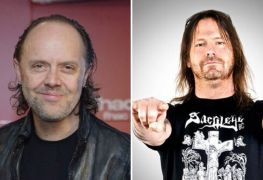 Lars Gary - Gary Holt Recalls Playing With METALLICA Live & Lars Ulrich's Sh*tty EXODUS Remark