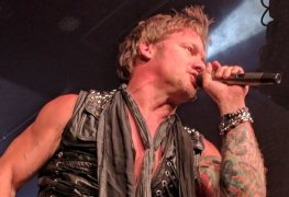 chris jericho fozzy - Chris Jericho Says He Could've Easily Pulled Off Replacing Brian Johnson In AC/DC