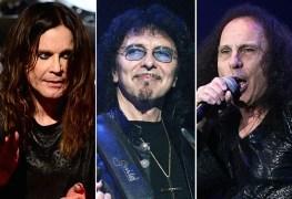 ozzy dio iommi - Tony Iommi Recalls BLACK SABBATH Fans Rejecting Ronnie James Dio & Manager Calling Him A Midget