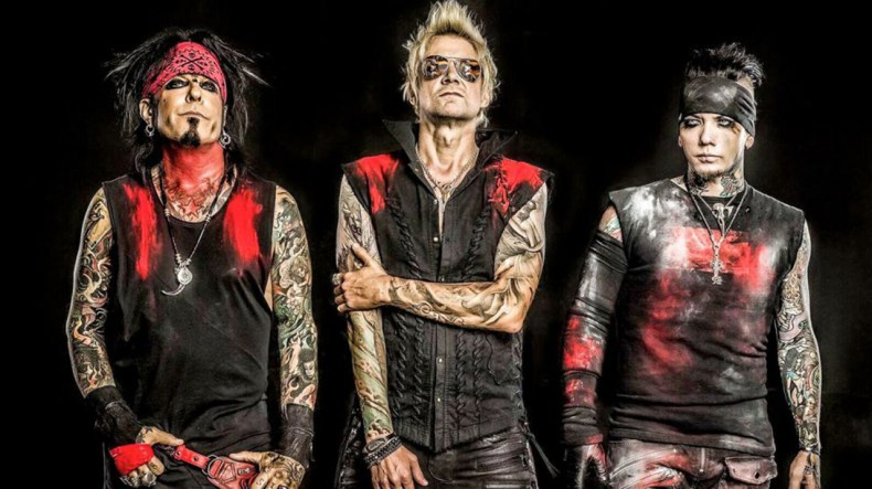 "sixxam - SIXX:A.M. Is Working On New Album: ""Some Incredible Music That's Waiting In The Wings"""