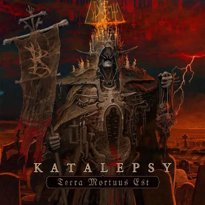 "Katalepsy - REVIEW: KATALEPSY - ""Terra Mortuus Est"""