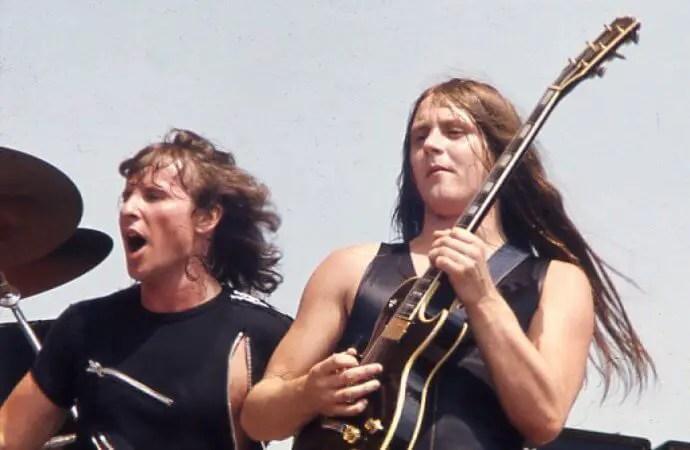 Paul Chapman - UFO Guitarist Paul Chapman Dead at 66