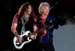 bonjovi - Guitarist Phil X Hints Richie Sambora's Return To BON JOVI