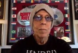 frankie banali - Battling Stage IV Cancer, QUIET RIOT's Frankie Banali Has A Message For His Fans