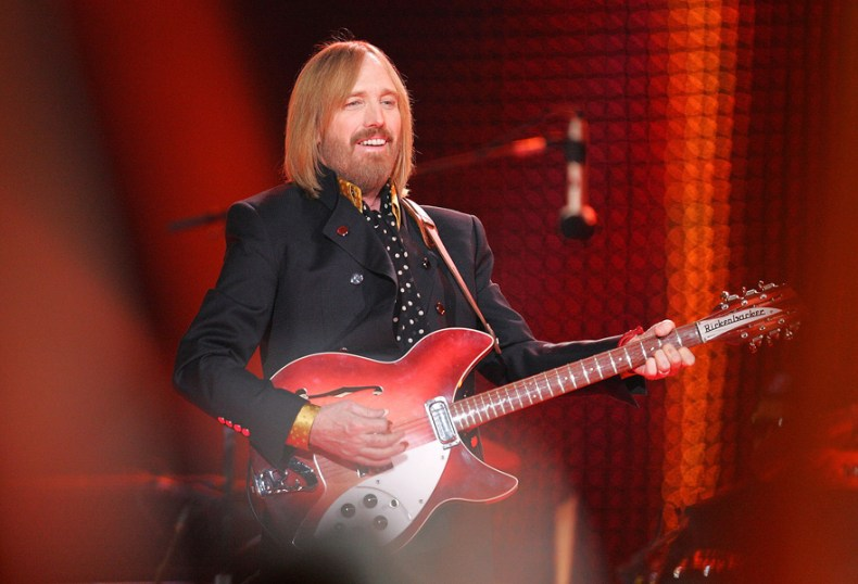 tom petty - TOM PETTY's Family Issues A Cease And Desist Order To Trump For Using 'Won't Back Down' At Tulsa Rally