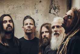 "LambOfGod TravisShinn 2020 - INTERVIEW: LAMB OF GOD's John Campbell on Self-Titled Album: ""It's Going To Be A Historic Record For Us"""