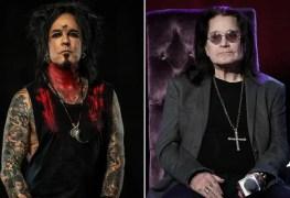 Nikki Sixx Ozzy - Is OZZY OSBOURNE's Health Bad As Reported By MOTLEY CRUE's Nikki Sixx? Sharon Osbourne Clarifies