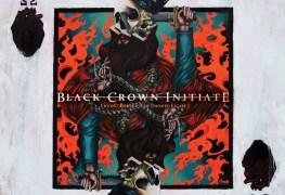 "black crown initiate violent portraits of doomed escape cover - REVIEW: BLACK CROWN INITIATE - ""Violent Portraits of Doomed Escape"""