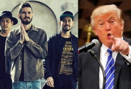 linkin park donald trump - Trump Supporters Calls LINKIN PARK Pedophiles After Issuing A Cease And Desist For Using Their Song