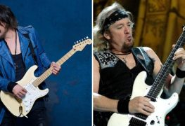 Adrian Smith Richie Kotzen - Richie Kotzen & Adrian Smith Announce Self Titled Debut Album; Here's How It Sounds